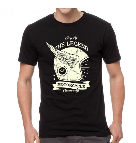 Tee shirt The legend Motorcycle community