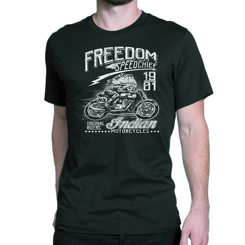 Ty- shirt Speedchief Freedom  1901 indian